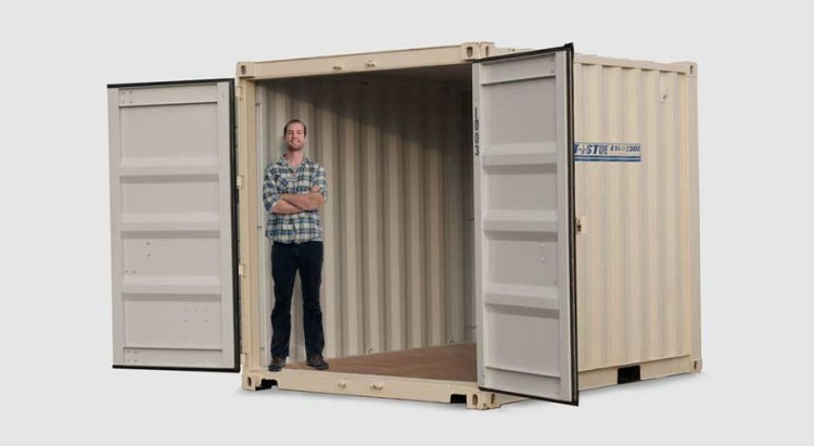 10' Storage Container Pod Unit
