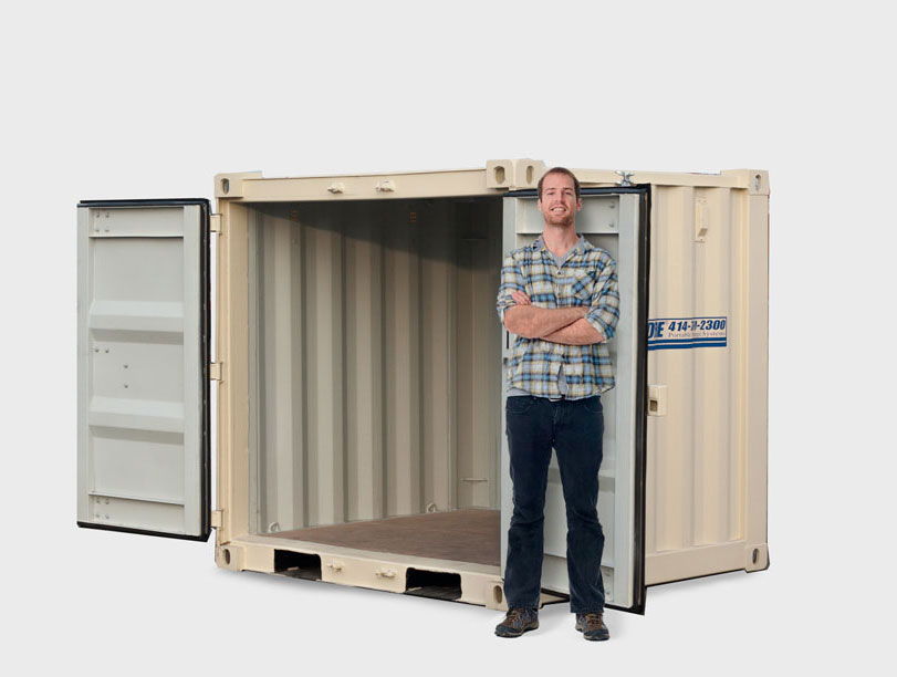 6 Foot Storage Pod Container