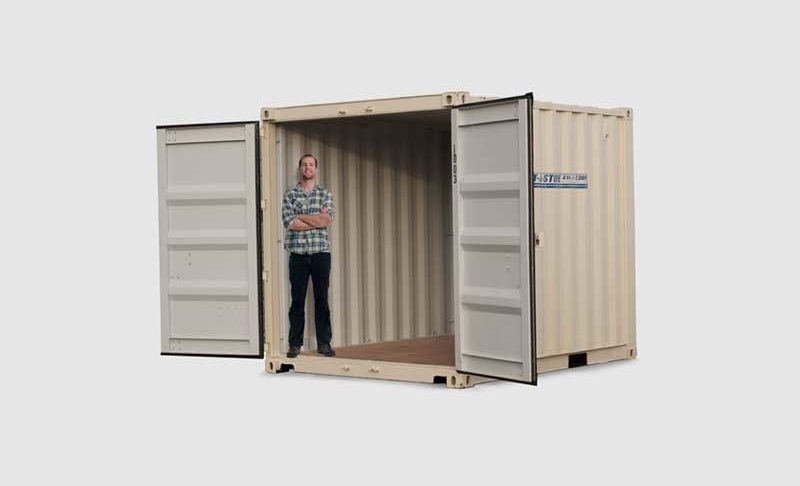 10 ft. Storage Container