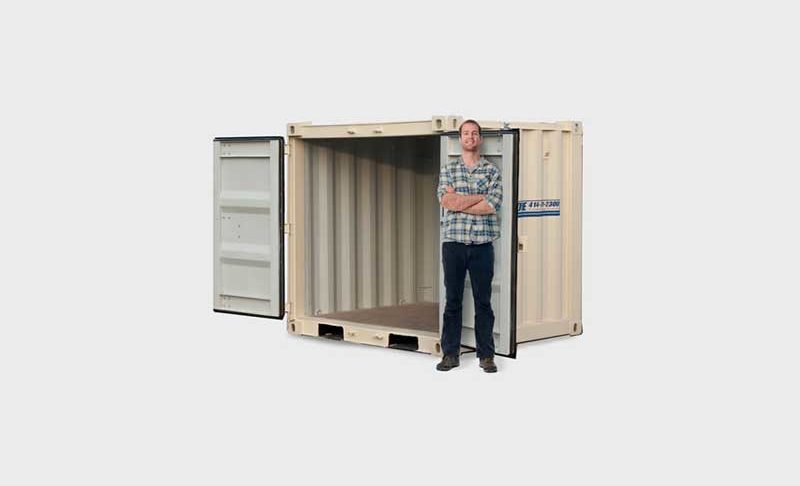 6 ft. Storage Pod